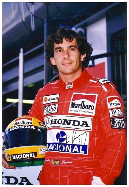 Otišli su u ....... legendu Senna